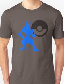 Smash Bros - Lucario T-Shirt