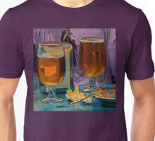 Beer and Tapas at Bar Peri Unisex T-Shirt