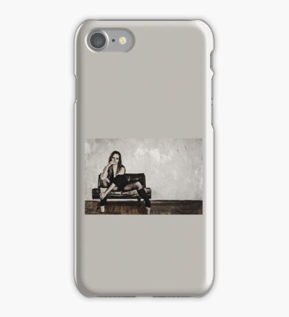 I Was Happy... At The Ballet iPhone Case/Skin