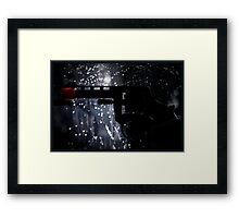 Camera Noir Framed Print