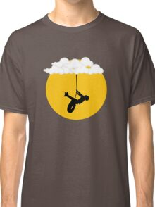 Swinging from the clouds... Classic T-Shirt