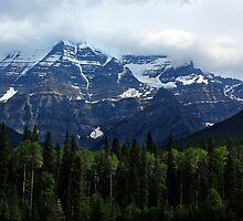 Mount Robson by Charles Kosina