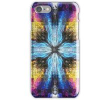 Abstract Cubes of Color iPhone Case/Skin