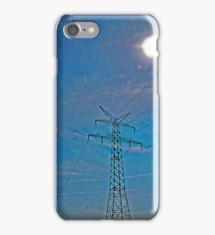 The Sun's Always Shining iPhone Case/Skin