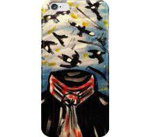 Headless Poe iPhone Case/Skin