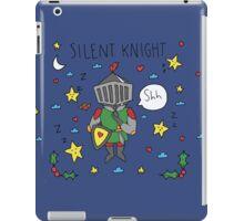 Silent Knight iPad Case/Skin