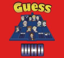 Guess Who One Piece - Long Sleeve