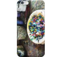 Plate of Colour iPhone Case/Skin