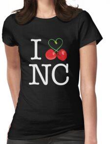 I 'Love' Newcastle (Cherry) T-Shirt