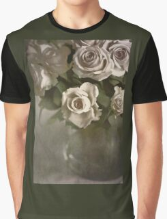 Antique Roses Graphic T-Shirt