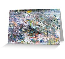 Camouflaged! Greeting Card