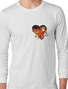 Demon Heart Long Sleeve T-Shirt