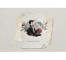 Christmas Special - Captain Swan Photographic Print