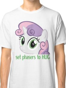 Set phasers to HUG Classic T-Shirt