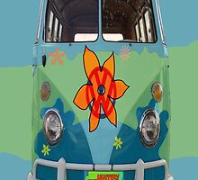 The iMystery Machine by PerkyBeans