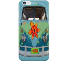 The iMystery Machine iPhone Case/Skin