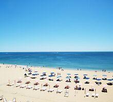 Fisherman's Beach, Albufeira by colettelydon