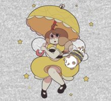 Bee and PuppyCat One Piece - Short Sleeve