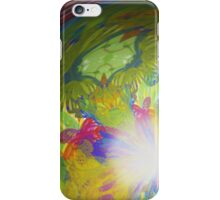 Butterflies fight iPhone Case/Skin