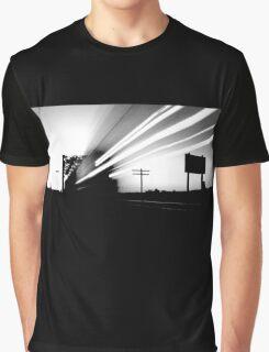 train of broken dreams Graphic T-Shirt