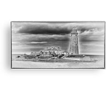 St Marys Lighthouse Canvas Print