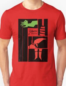 How Saul Bass Stole Christmas Unisex T-Shirt