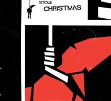 How Saul Bass Stole Christmas Sticker