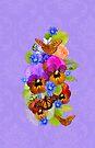 Summer Garden .. iphone case by LoneAngel