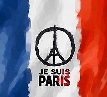 Je suis Paris by DrTigrou