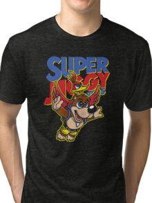 Super Jiggy Bros Tri-blend T-Shirt