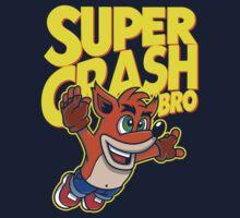 Super Crash Bro by Punksthetic