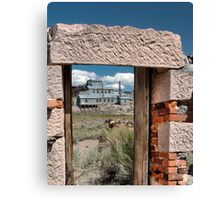 Framing Bodie Canvas Print