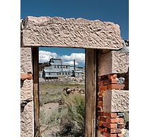 Framing Bodie Photographic Print