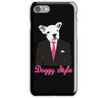 Doggy Style iPhone Case/Skin