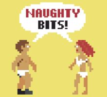 NAUGHTY BITS by shirtboxco