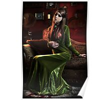 THE ETHEREAL STEAMPUNK PRINT Poster