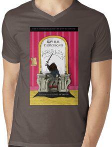 Aryaloise Mens V-Neck T-Shirt