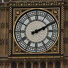 London Time by Big Ben by dsimon