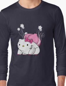 Bulbakittysaur Long Sleeve T-Shirt