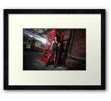Sam8 Framed Print
