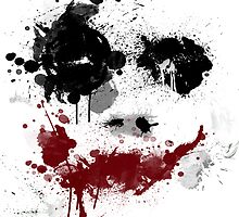 The Joker by theJackanape