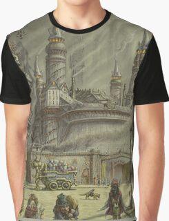 Suidemor Gaol Graphic T-Shirt