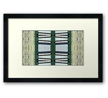 Clergogated Corectory Framed Print