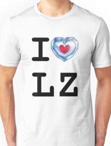 I <3 Zelda Unisex T-Shirt