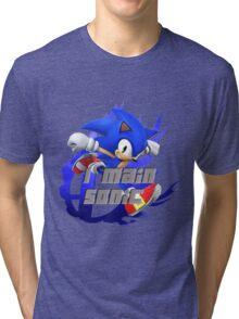 I MAIN SOINC Tri-blend T-Shirt
