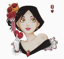 Reina de corazones by SoLaNgE-scf