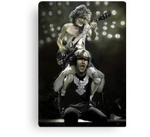 For Those About To Rock... Canvas Print