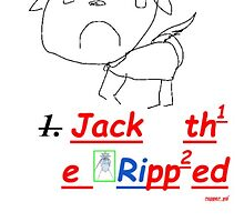 Jack the Ripped by Demtwilitcurves