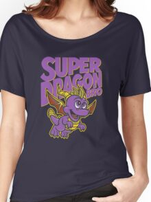 Super Dragon Bro Women's Relaxed Fit T-Shirt