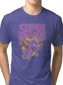 Super Dragon Bro Tri-blend T-Shirt